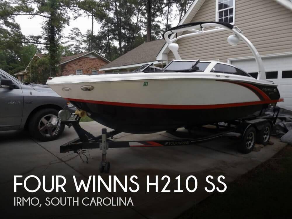 2013 Four Winns H210 SS - Photo #1