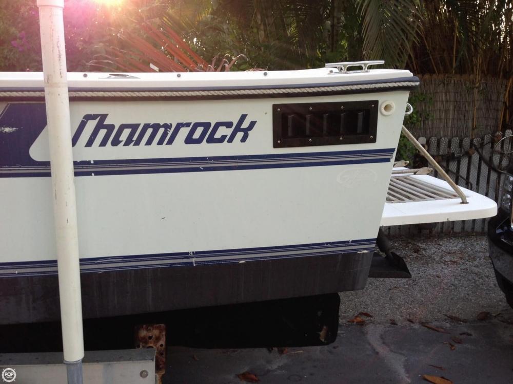 1991 Shamrock 220 Renegade Cuddy - Photo #10