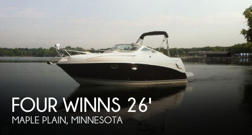 2004 Four Winns 268 Vista - Photo #1