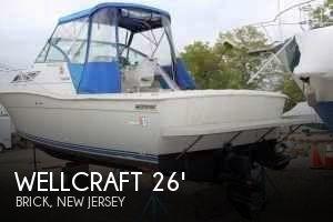 1990 Wellcraft 2600 Coastal - Photo #1