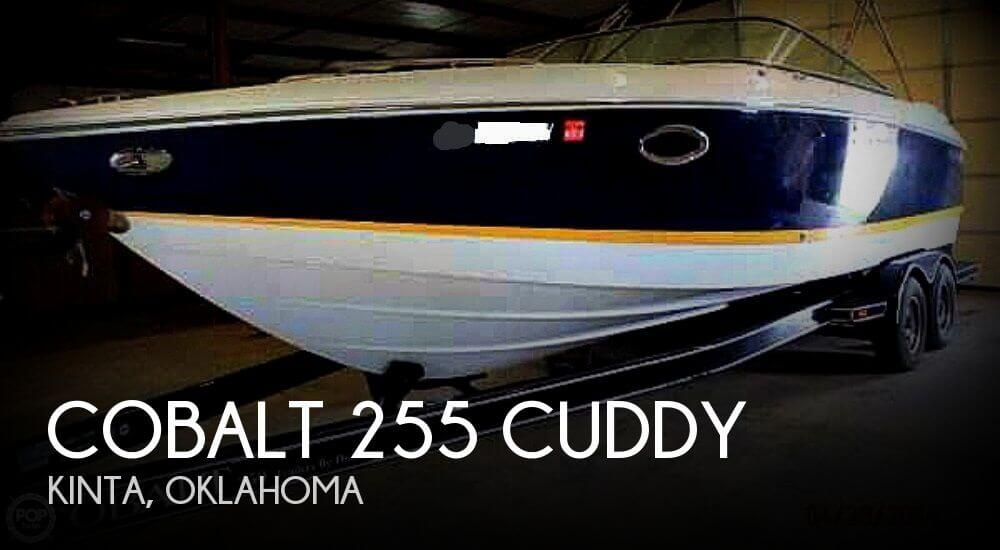2005 Cobalt 255 Cuddy - Photo #1