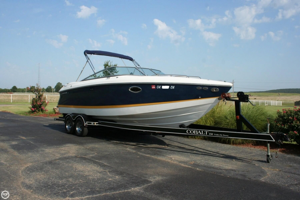 2005 Cobalt 255 Cuddy - Photo #23