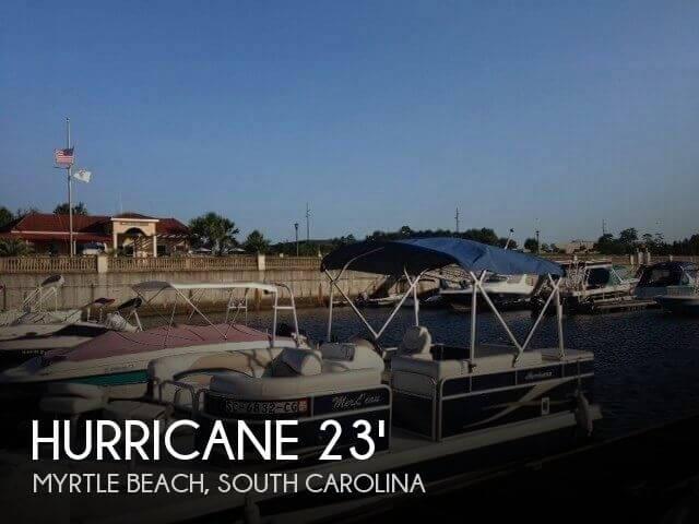 2013 Hurricane Fun Deck 236 - Photo #1