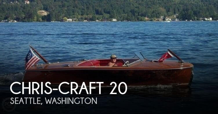 1946 Chris-Craft 20 - Photo #1