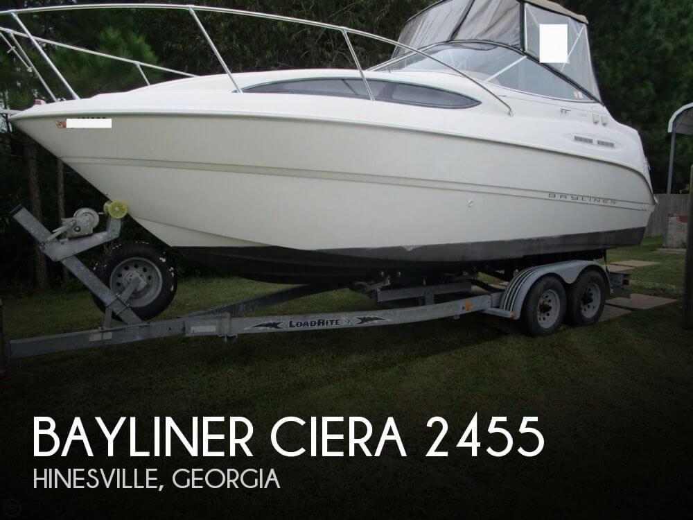 2001 Bayliner Ciera 2455 - Photo #1