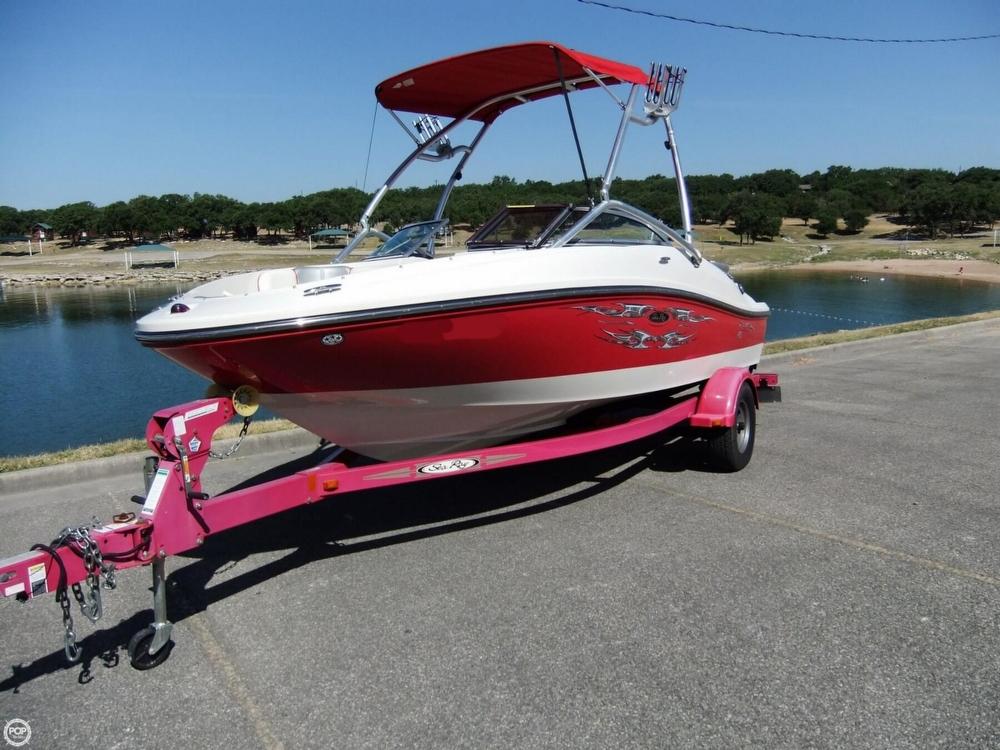 2008 Sea Ray Sport 185 - Photo #2