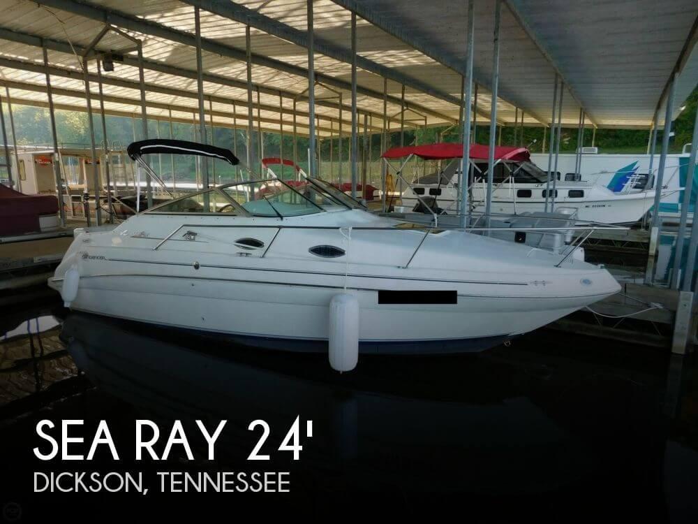 1997 Sea Ray 240 Sundancer - Photo #1