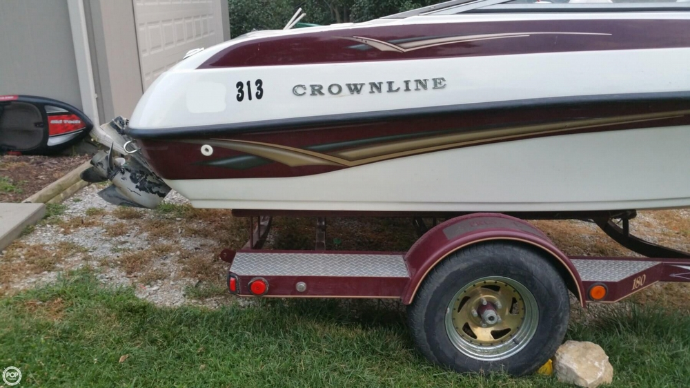 2003 Crownline 180 BR - Photo #18