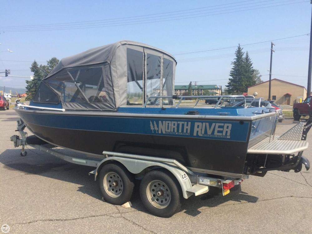 1996 North River Ranger - Photo #20