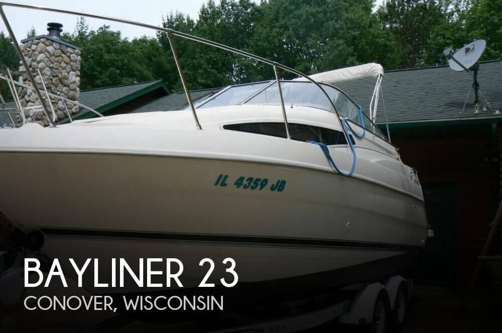 1997 Bayliner 23 - Photo #1