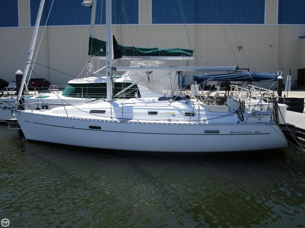 2001 Beneteau 331 Oceanis - Photo #23