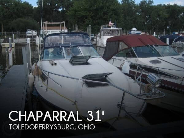 1994 Chaparral 29 Signature - Photo #1