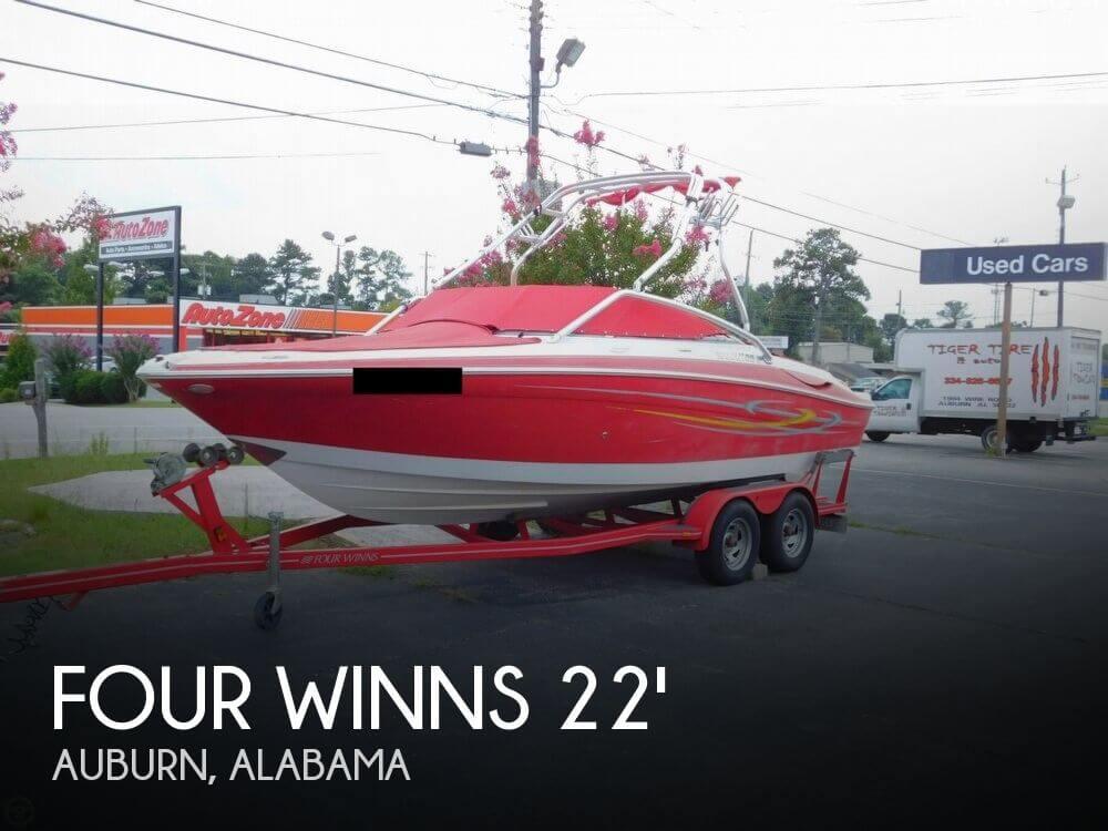 2006 Four Winns 220 Horizon - Photo #1