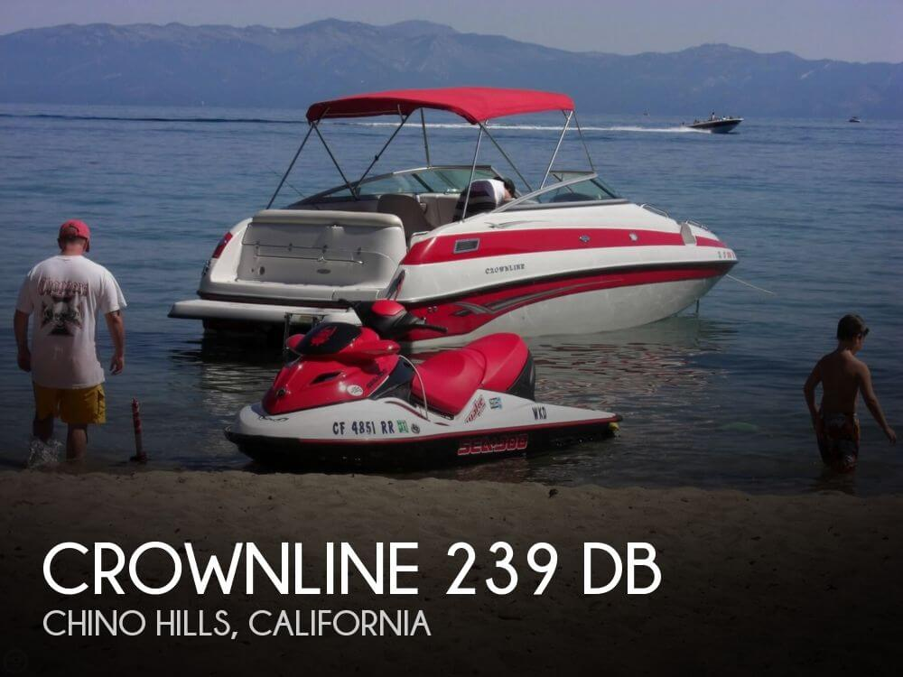 2003 Crownline 239 DB - Photo #1