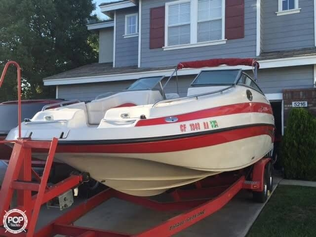 2003 Crownline 239 DB - Photo #18
