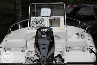 2011 Key West 186 Sportsman - Photo #3