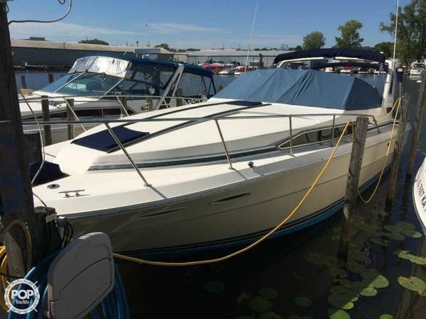 1985 Sea Ray 340 Sundancer - Photo #2