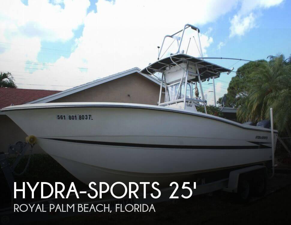 1993 Hydra-Sports 2500 CC - Photo #1