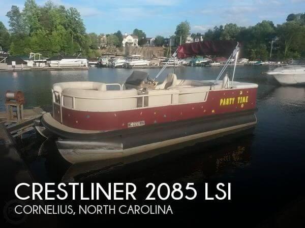 2001 Crestliner 2085 LSI - Photo #1