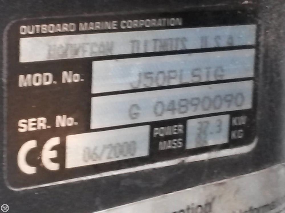 2001 Crestliner 2085 LSI - Photo #9