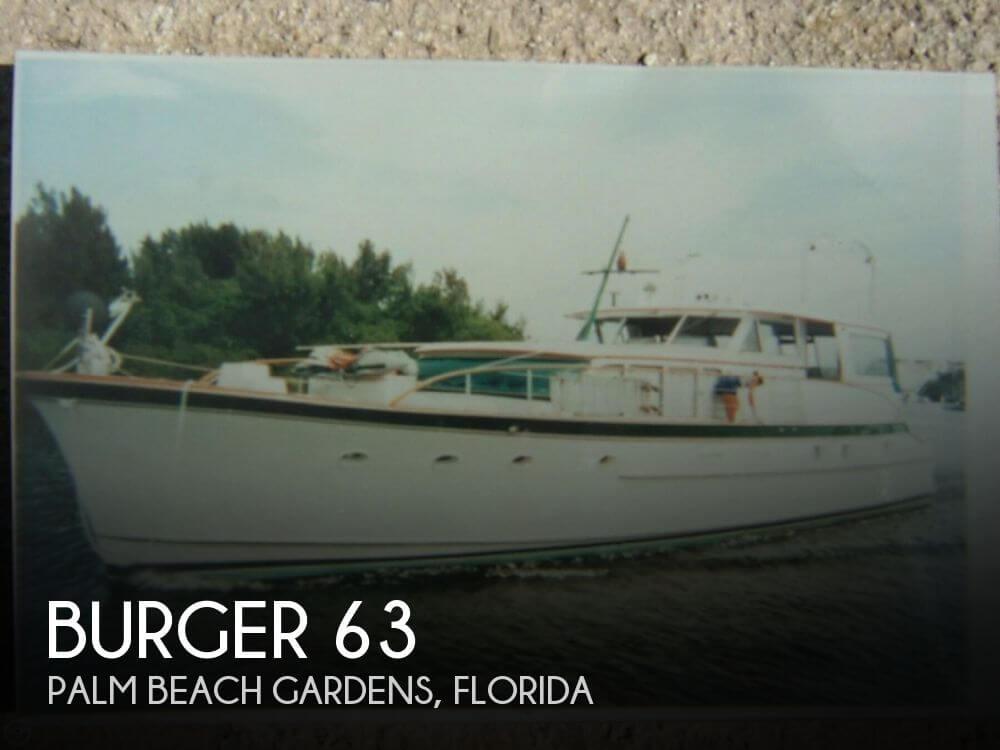 1964 Burger 63 - Photo #1
