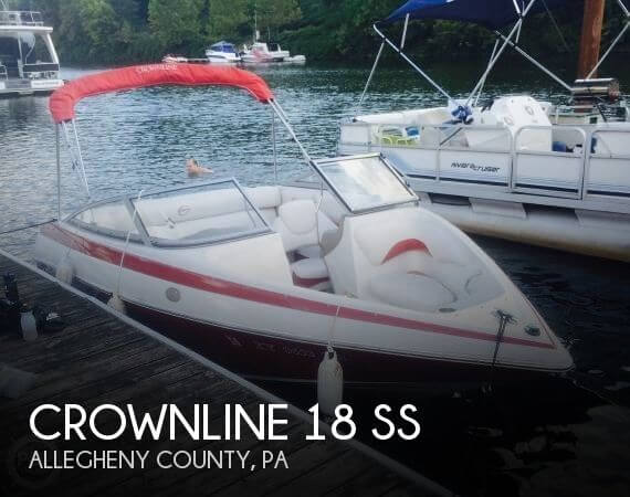 2012 Crownline 18 SS - Photo #1