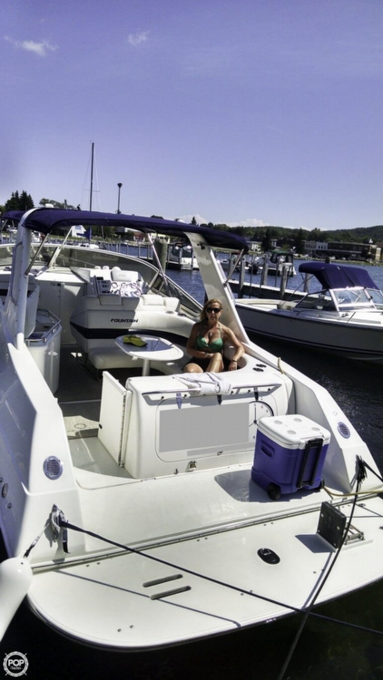 2008 Fountain 38 Express Cruiser - Photo #17
