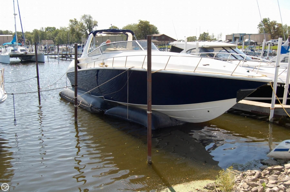 2008 Fountain 38 Express Cruiser - Photo #6