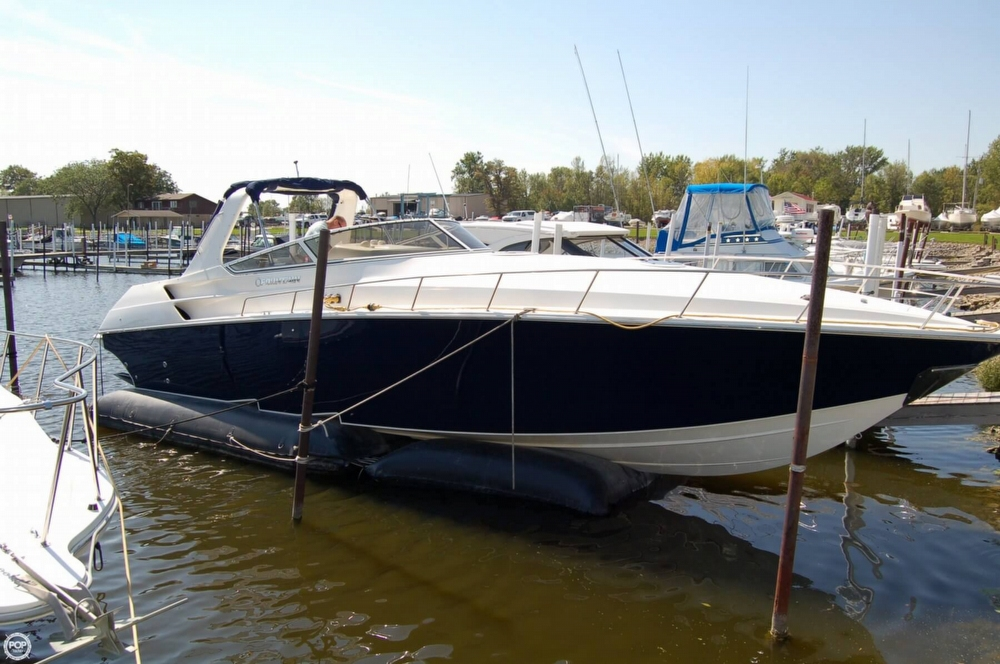 2008 Fountain 38 Express Cruiser - Photo #8
