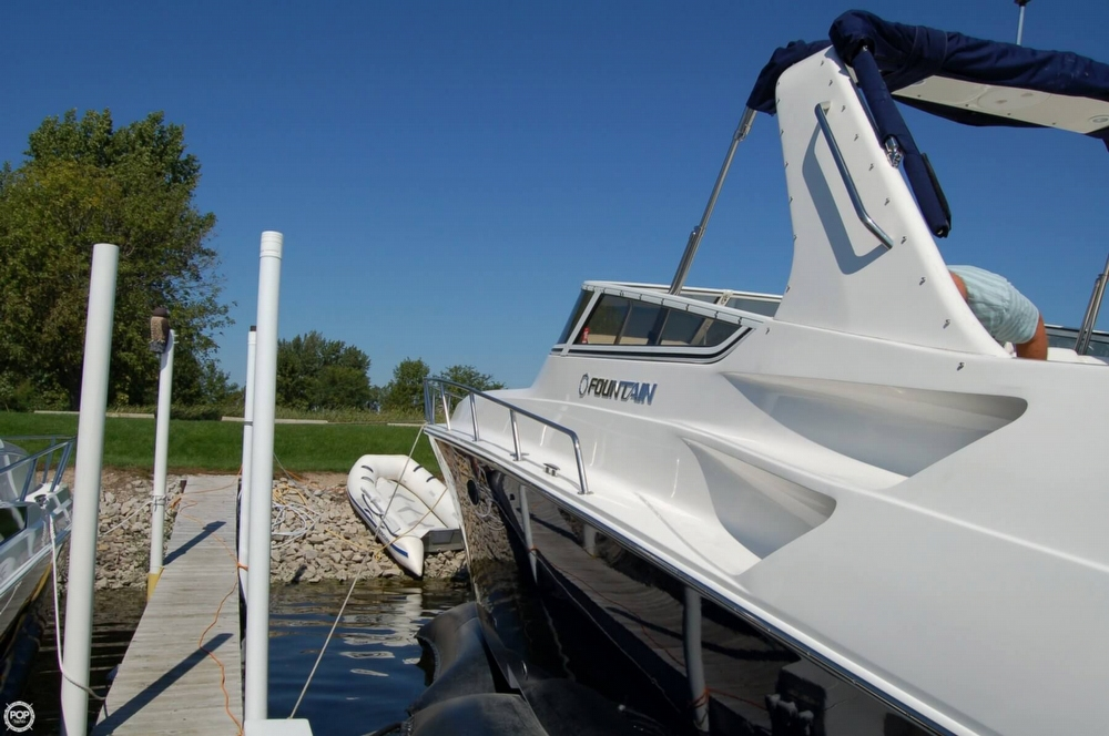 2008 Fountain 38 Express Cruiser - Photo #29