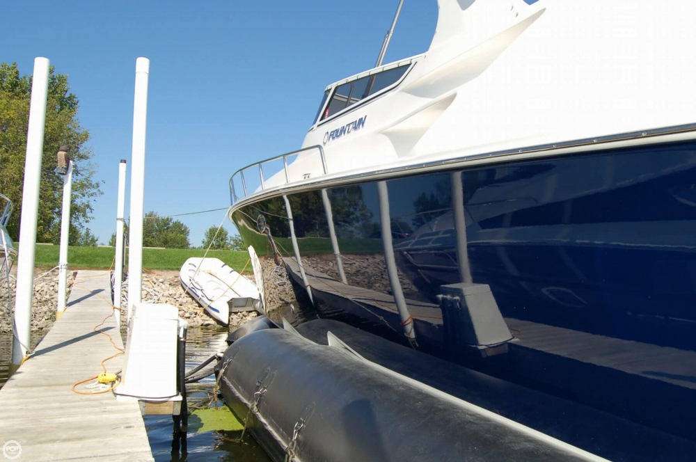 2008 Fountain 38 Express Cruiser - Photo #36