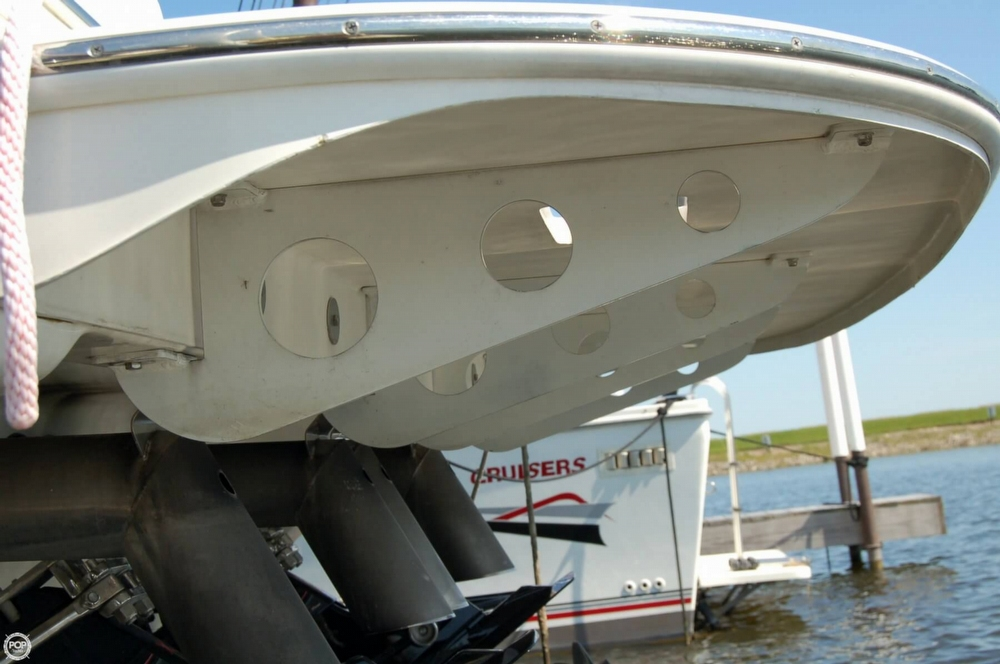 2008 Fountain 38 Express Cruiser - Photo #38