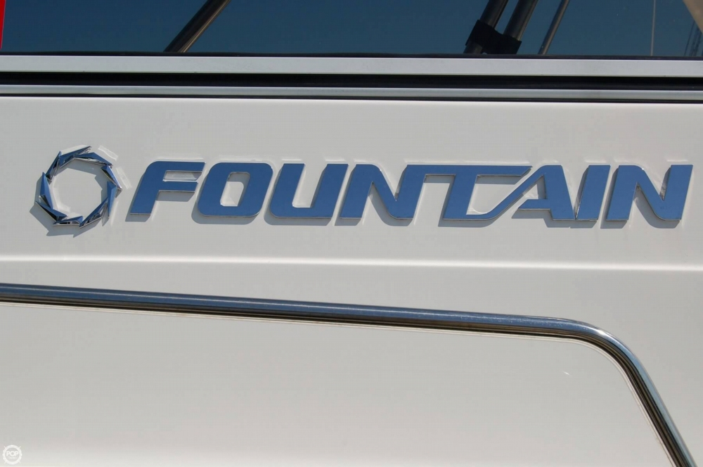2008 Fountain 38 Express Cruiser - Photo #40