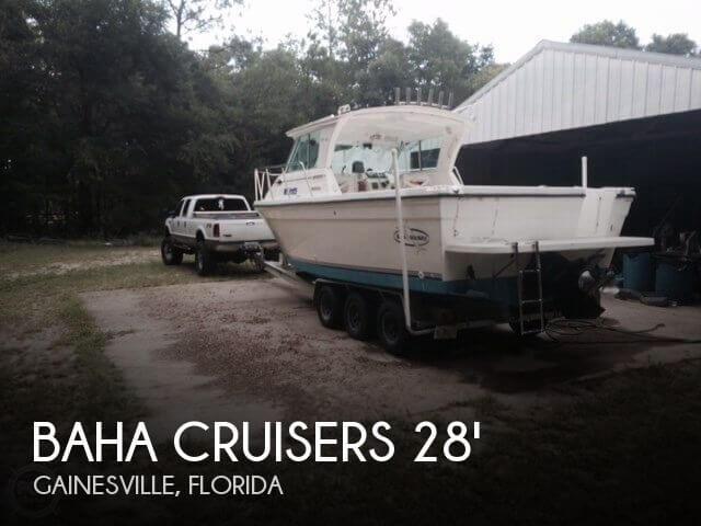 2004 Baha Cruisers 277 GLE - Photo #1