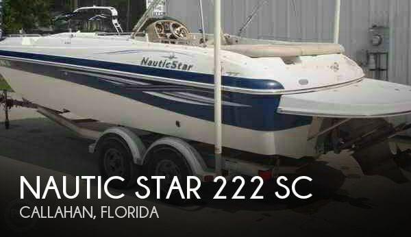 2009 Nautic Star 222 SC - Photo #1