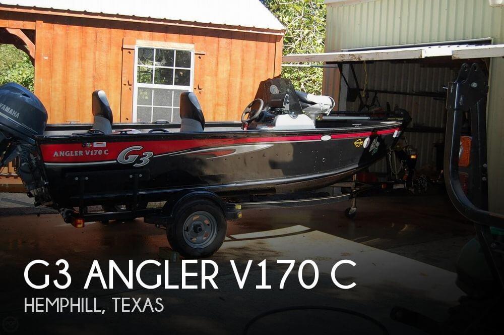 2014 G3 Angler V170 C - Photo #1