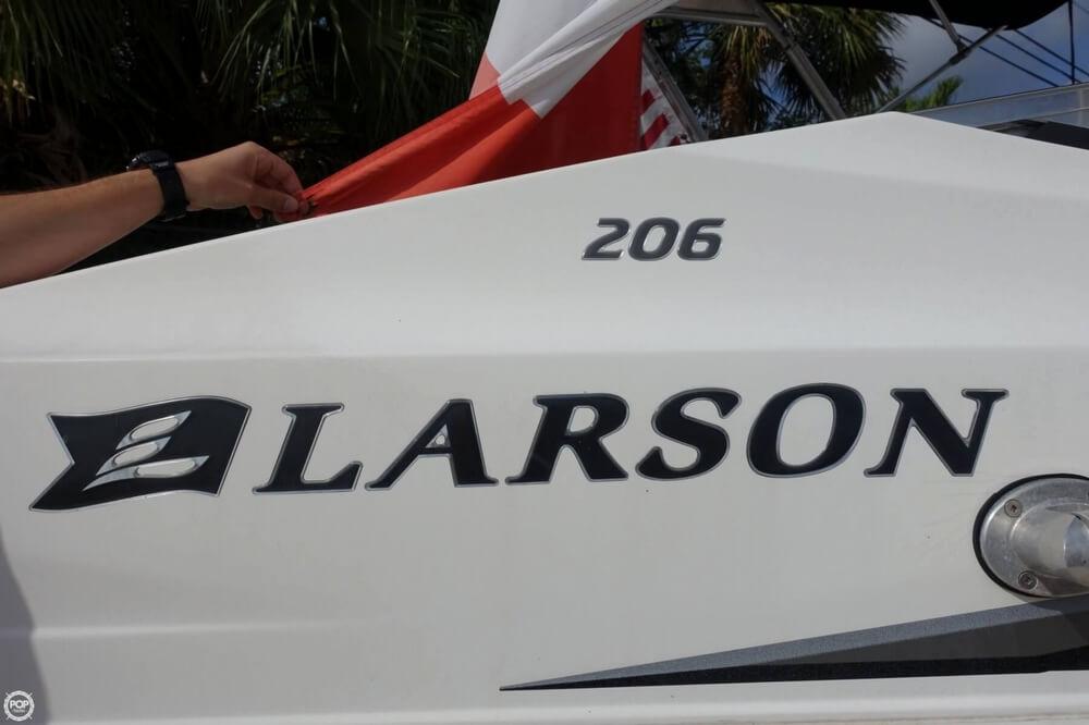 2005 Larson Senza 206 - Photo #13