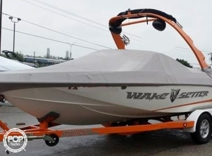 2009 Malibu 20 VTX Wakesetter - Photo #4