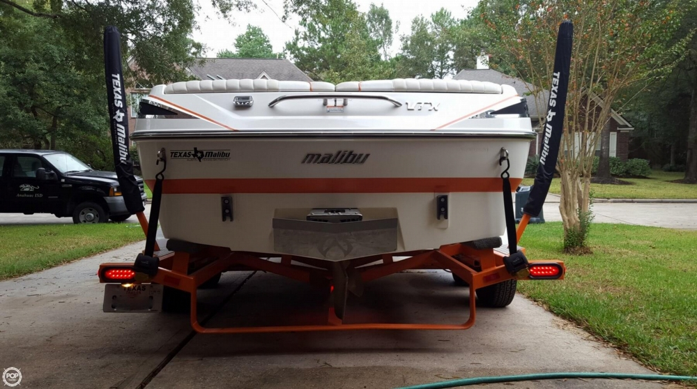 2009 Malibu 20 VTX Wakesetter - Photo #15