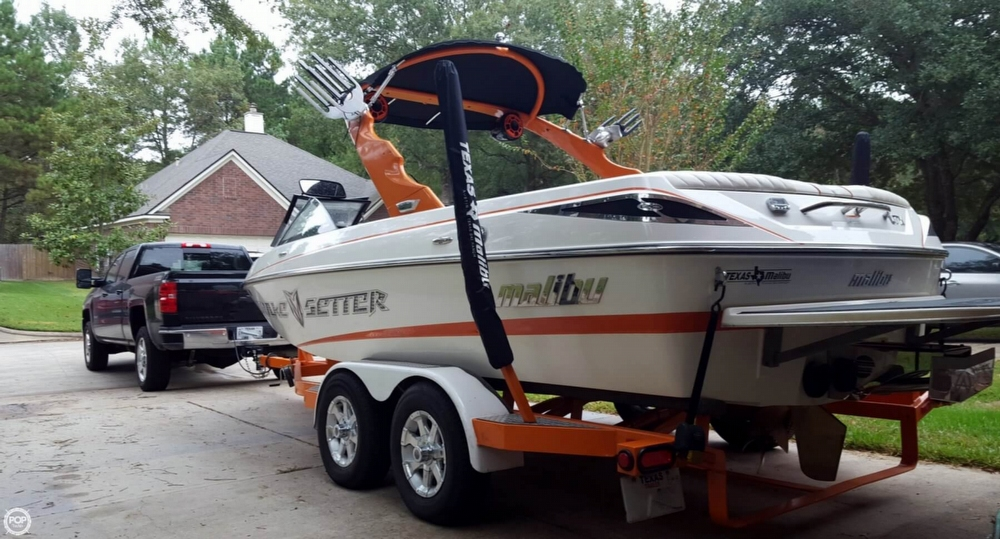 2009 Malibu 20 VTX Wakesetter - Photo #18