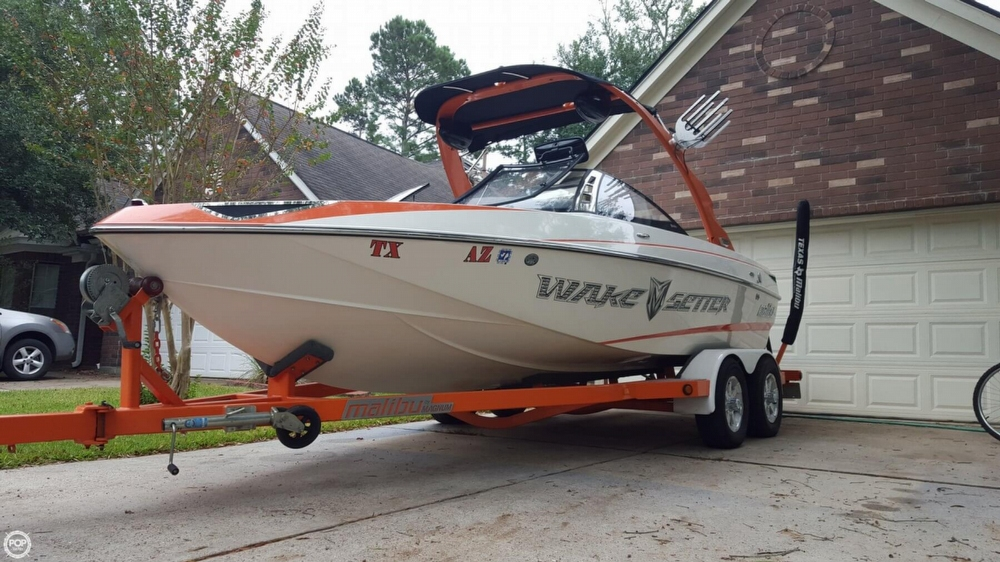 2009 Malibu 20 VTX Wakesetter - Photo #25