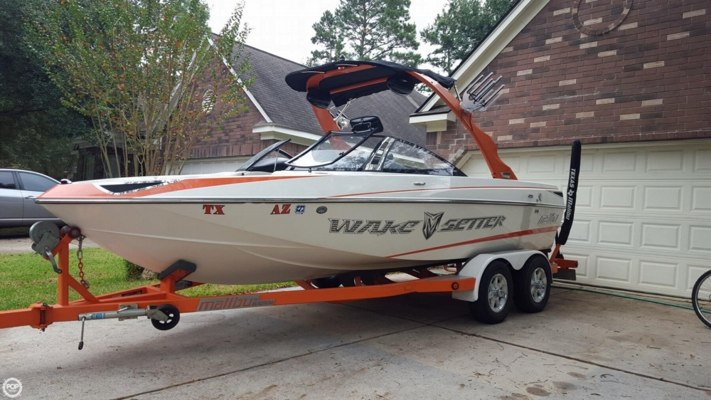 2009 Malibu 20 VTX Wakesetter - Photo #30