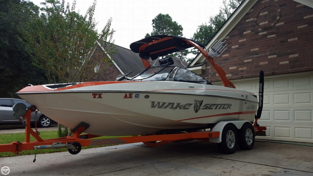 2009 Malibu 20 VTX Wakesetter - Photo #31