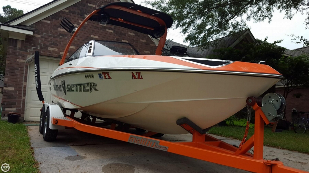 2009 Malibu 20 VTX Wakesetter - Photo #32