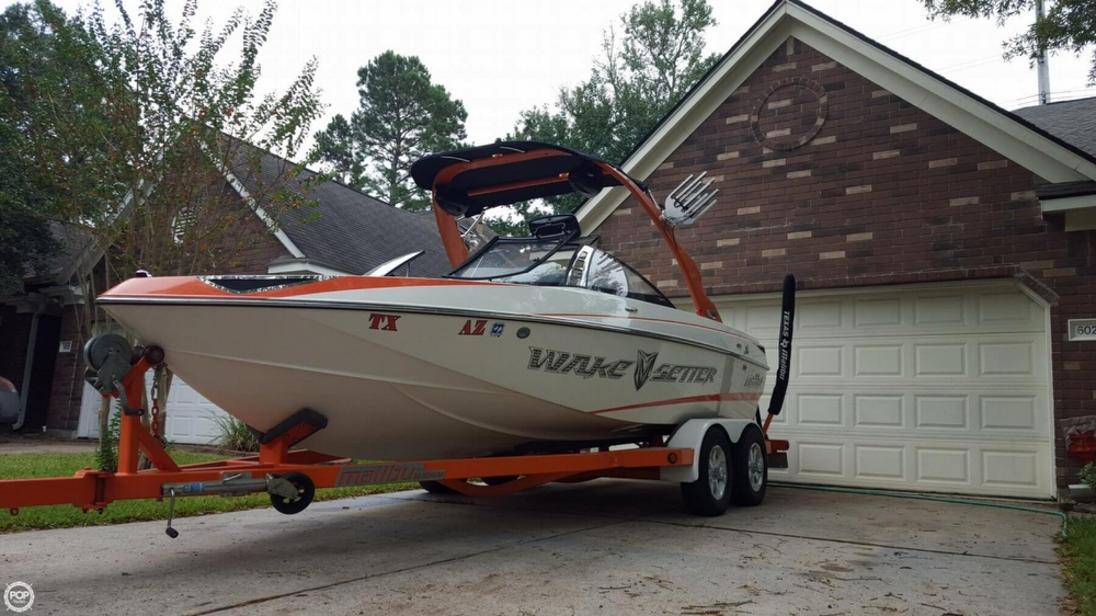 2009 Malibu 20 VTX Wakesetter - Photo #33