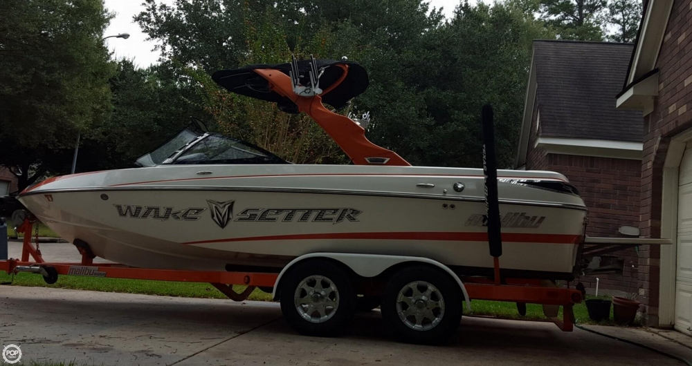 2009 Malibu 20 VTX Wakesetter - Photo #35