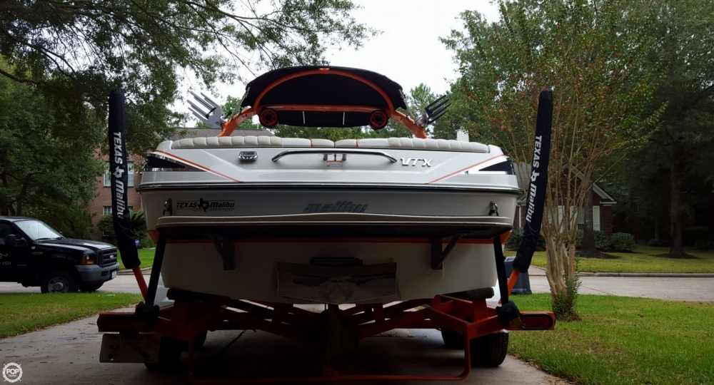 2009 Malibu 20 VTX Wakesetter - Photo #36