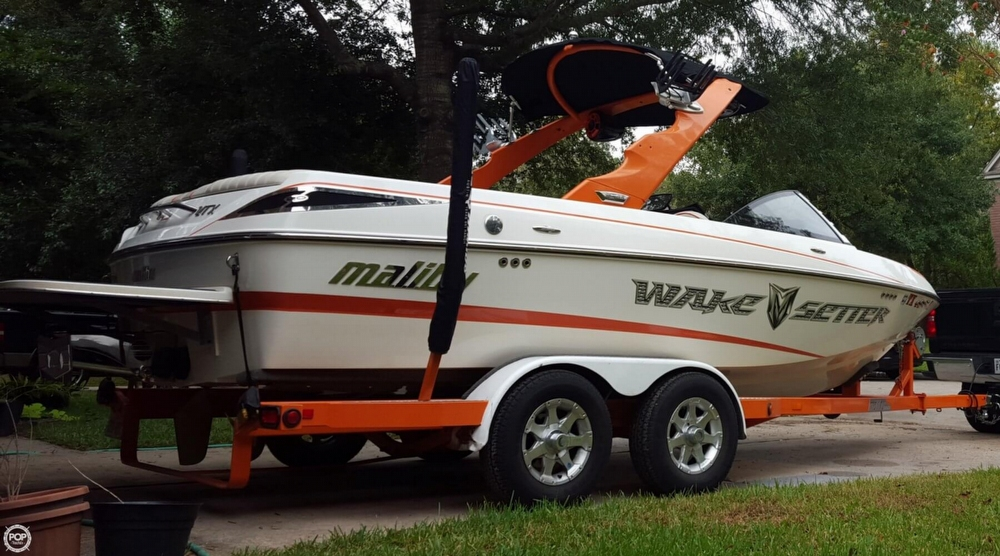 2009 Malibu 20 VTX Wakesetter - Photo #37