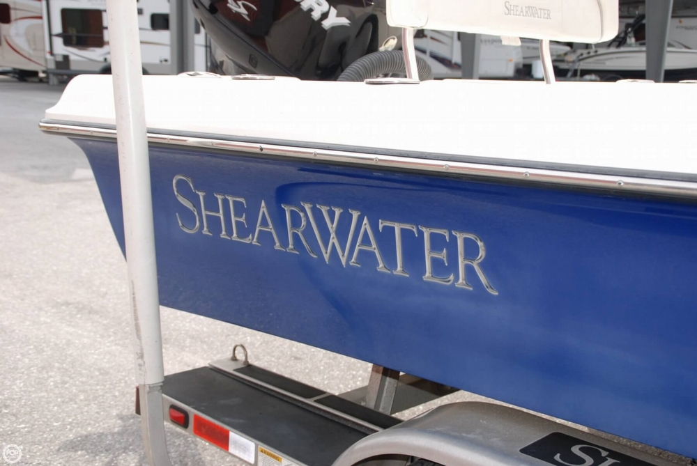 2007 Shearwater Z2200 - Photo #23