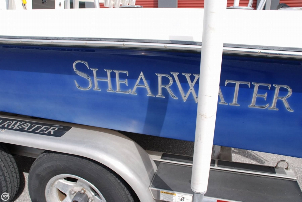 2007 Shearwater Z2200 - Photo #35